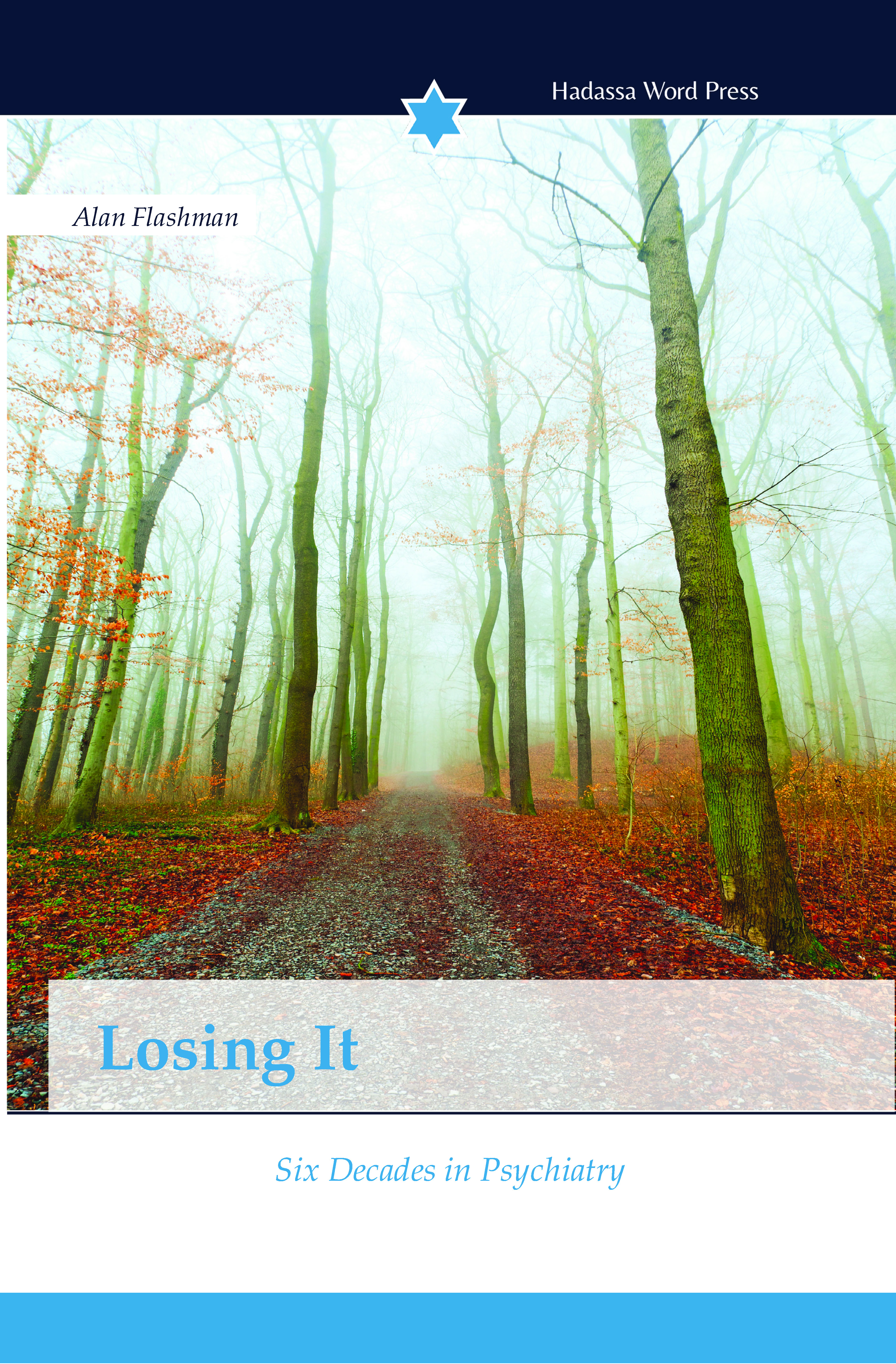 Front Cover _Losing It_A